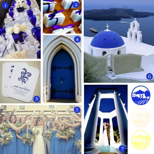 1. & 5. Once Wed 2. & 3.The Knot  4. Inspiring Brides Blogs 6. National Geographic 7. Southern Weddings Magazine